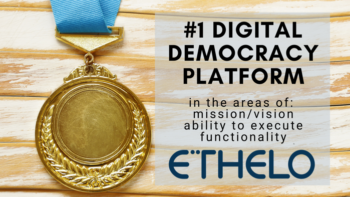 Ethelo Best Digital Democracy Platform