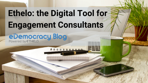Digital Tool for Engagement Consultants